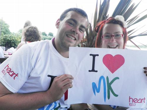 I Love MK: Show Your Love!