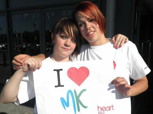 I Love MK: Show Your Love!