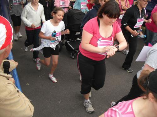 Race for Life - Folkestone