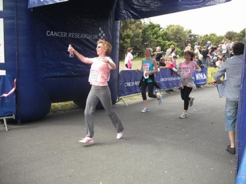 Race for Life - Folkestone