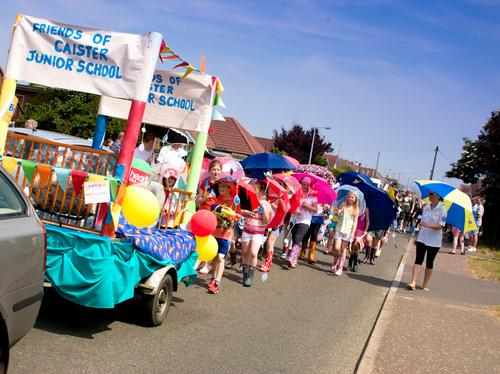 Caister Carnival 2010