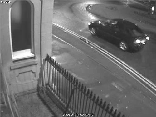 CCTV image from Adrian Cooksey Melksham