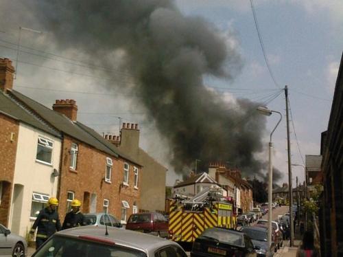 Kingsthorpe Fire