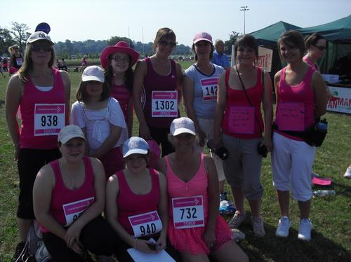 Race For Life - Gloucester
