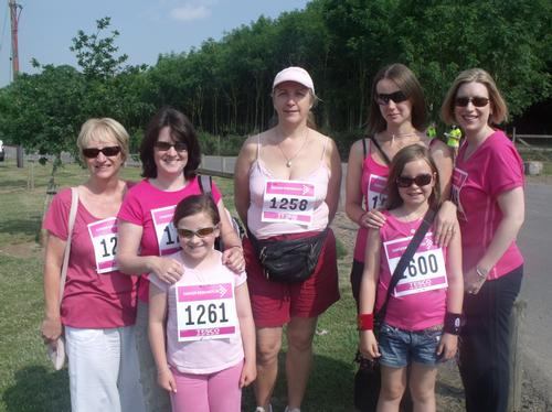 Race For Life - Hartpury 2