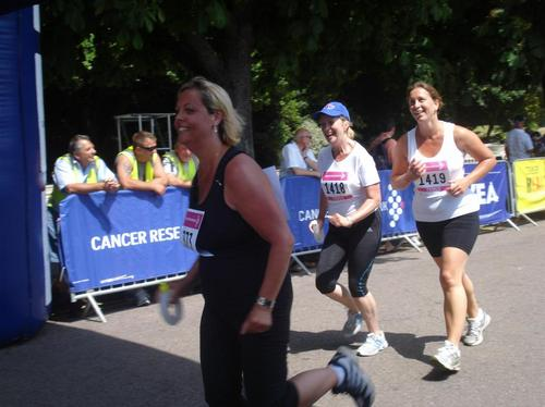 Race for Life Poole 2010