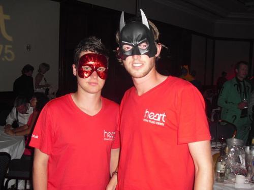 Superhero Candy Floss Ball 2010
