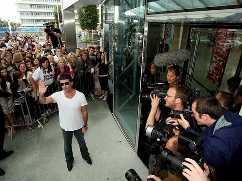 X Factor in Dublin
