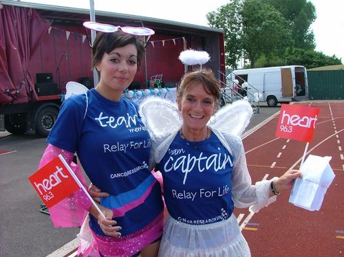Bristol Relay for Life 2010