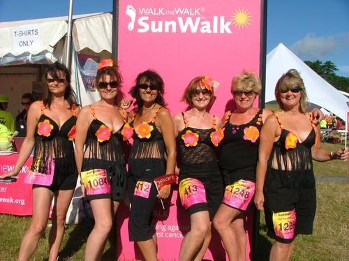 Bristol Sunwalk 2010