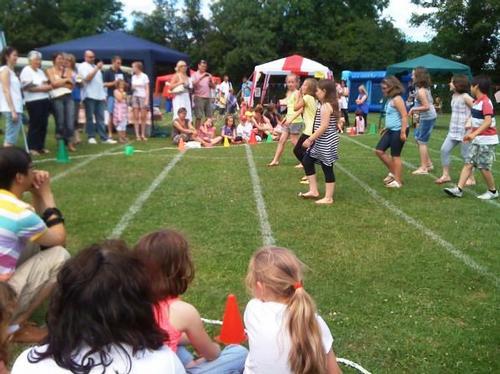 Cranfield Lower School Summer Fete 3/7/10