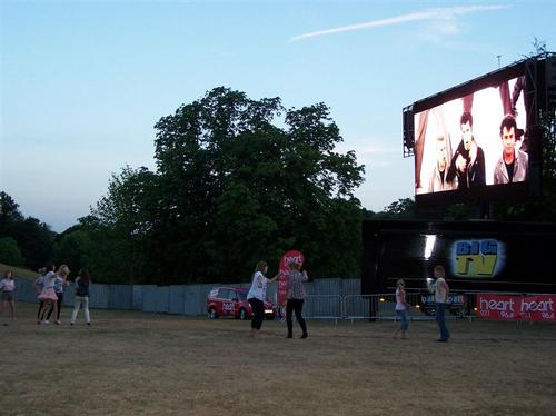 Grease Open Air Movie Screening