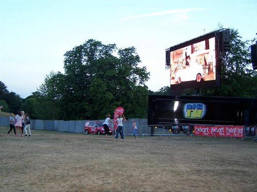 Grease Open Air Movie Screening