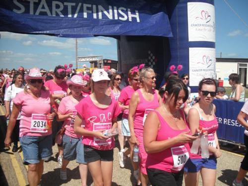 Herne Bay Race for Life