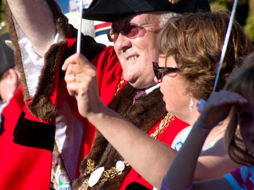 Lord Mayors Procession 2010