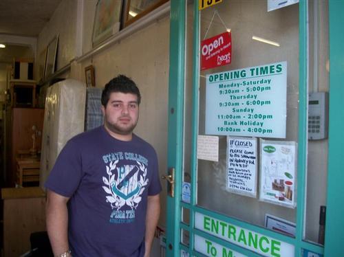 Open/Closed Door Signs