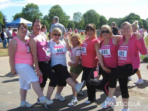 Race for Life - Stonleigh Park