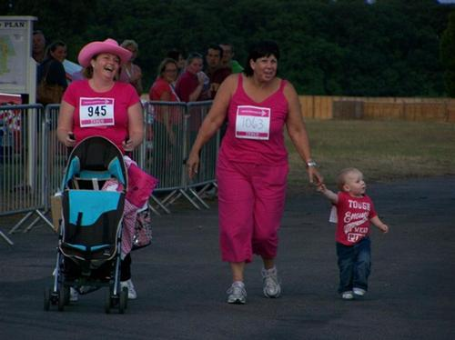 Race For Life - Trinity Park Gallery