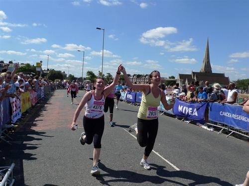Race for Life: Blackheath