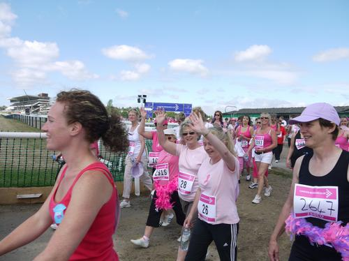 Race for Life Chelt Sun 2