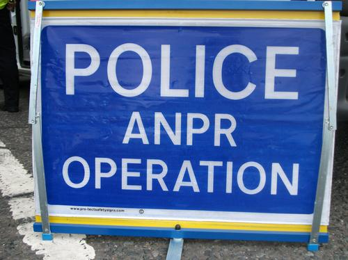 ANPR operation with police from Herts & Beds