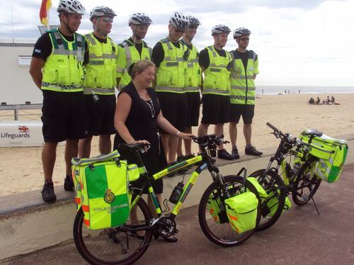Bike Paramedic 3