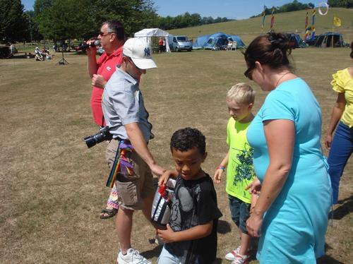Kite festival & Downsview Funday