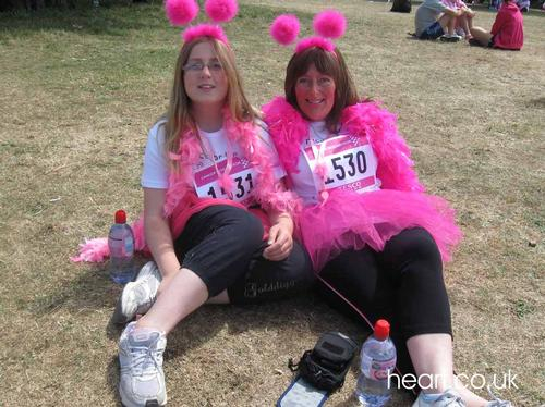 Race for Life - Dudley