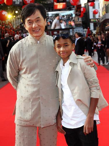 The Karate Kid premiere