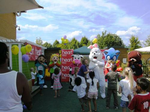 Twizzle & Twirl's Birthday at 360 Play - June 2010
