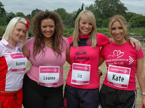 Race for Life - Hyde Park