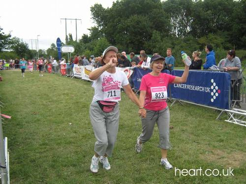 Race for Life - Redditch