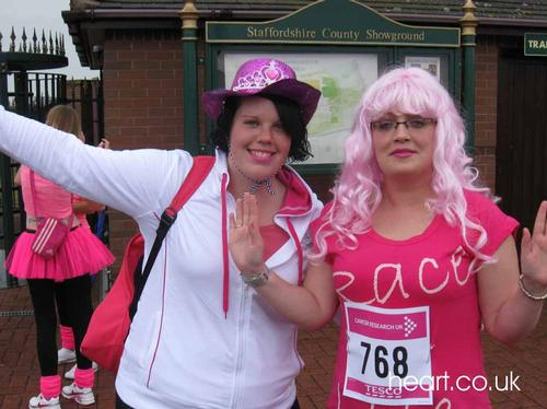 Race for Life - Stafford