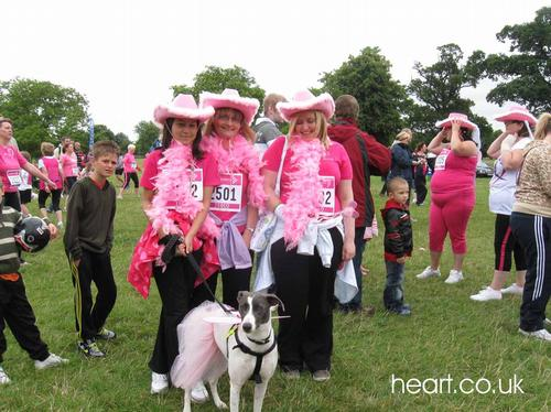 Race for Life - Weston Park