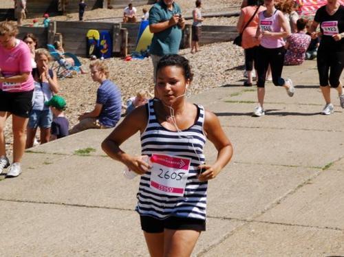Gemma Race for Life