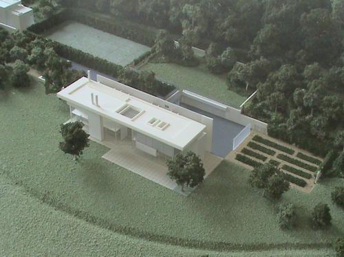 Rowan Atkinson's planned home