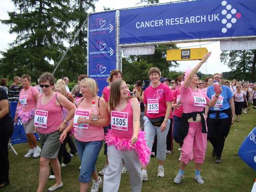 St Albans Race for Life