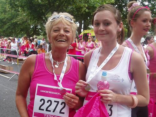 After bedford race for life