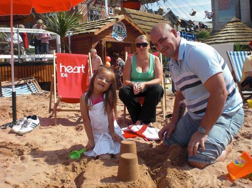 Fun at Nottingham Riviera