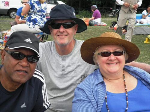 IF: World Picnic at Campbell Park (25/07/10)