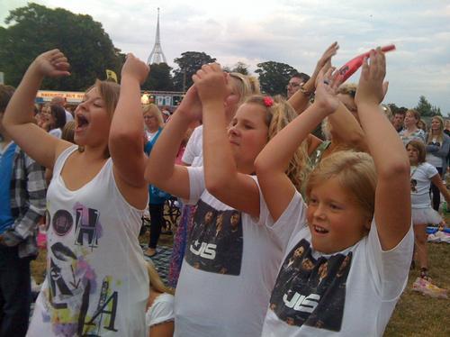 JLS at Quex Park