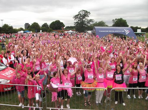 Race for Life Essex Uni 31