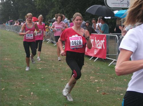 Race for Life Essex Uni 43