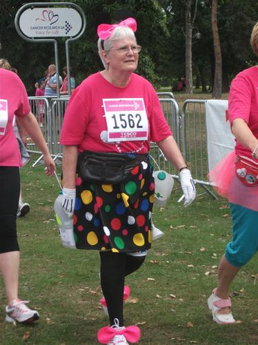 Race for Life Essex Uni 49