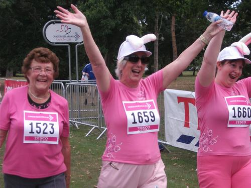 Race for Life Essex Uni 53
