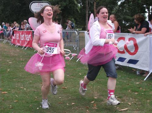 Race for Life Essex Uni 55