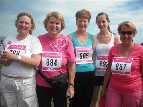 Race for Life Margate