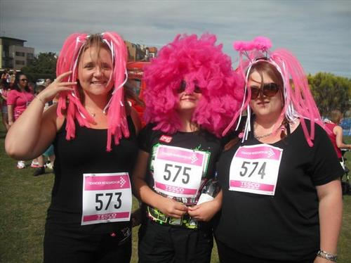 Race for Life Margate