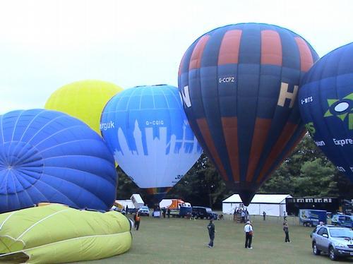 Balloons Over Basingstoke