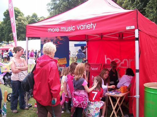 cockington village fair